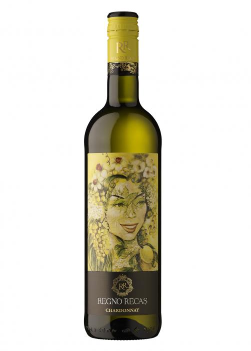 Regno Chardonnay Barrique, Cramele Recas 0