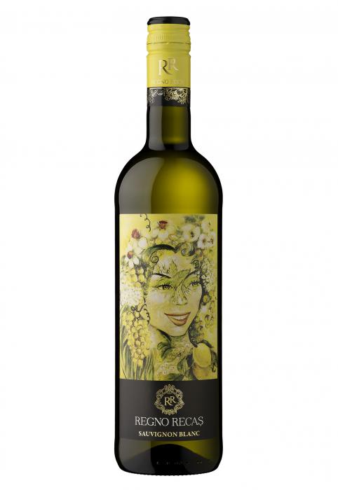 Regno Sauvignon Blanc, Cramele Recas 0