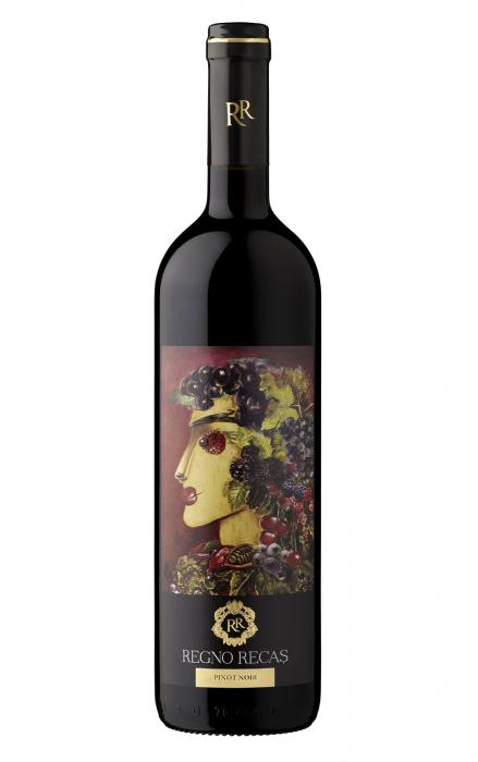 Regno Pinot Noir, Cramele Recas 0
