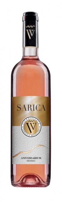 Sarica Aniversarium Rose, Via Viticola Sarica Niculitel 0