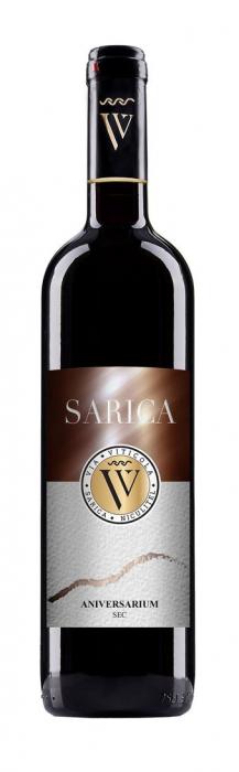 Sarica Aniversarium Rosu, Via Viticola Sarica Niculitel [0]