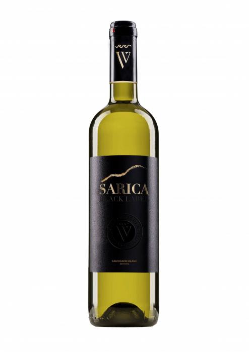 Sarica Black Sauvignon Blanc Demisec, Via Viticola Sarica Niculitel 0