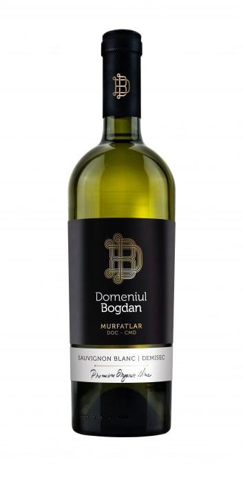 Sauvignon Blanc Clasic, Domeniul Bogdan 0