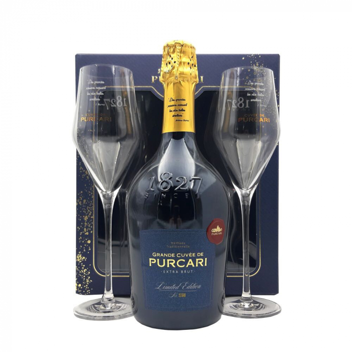Spumant Grand Cuvee de Purcari, Purcari Republica Moldova 0