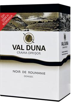 Val Duna Noir De Roumanie, Crama Oprisor Bib 5L 0