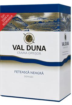 Val Duna Feteasca Neagra, Crama Oprisor Bib 3 L [0]