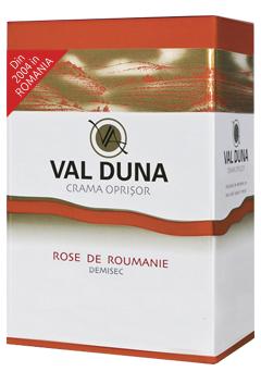 Val Duna Rose De Roumanie, Crama Oprisor Bib 3L 0