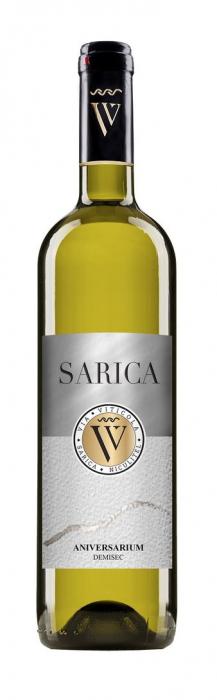 Sarica Aniversarium Alb, Via Viticola Sarica Niculitel [0]