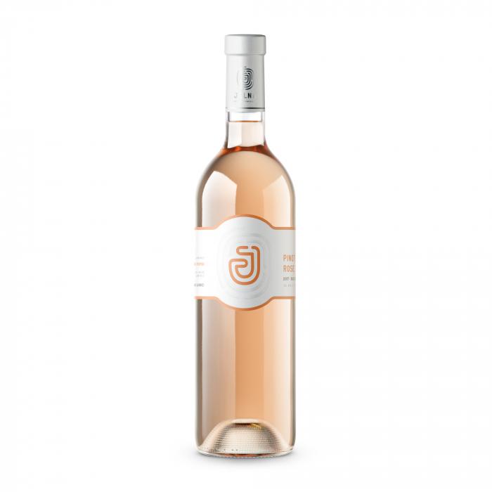 Pinot Noir Rose Wild Yeast Jelna, Crama Jelna 0