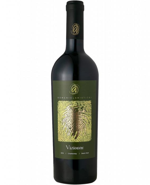 Vizionar Chardonnay, Domeniul Aristitei [0]
