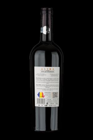 Vin Alira Merlot 2014, vin rosu sec [1]