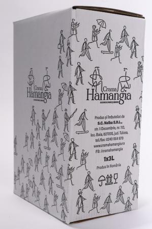 Pinot Gris BIB 3 L, Crama Hamangia1