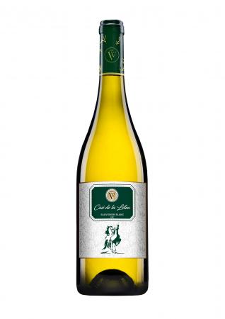 Caii de la Letea Sauvignon Blanc, 0.75L, Via Viticola Sarica Niculitel