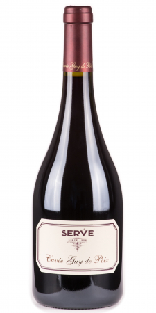 Cuvee Guy De Poix Feteasca Neagra 2016, 0.75L, Serve0