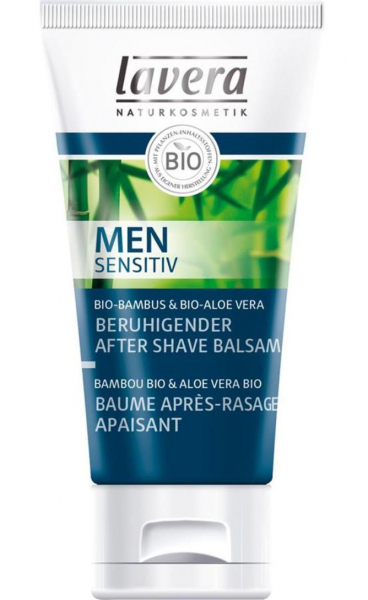 After Shave - balsam calmant dupa ras, 50 ml Lavera 0