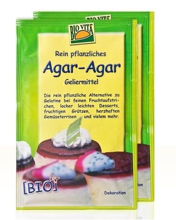 Agar Agar, 20 g BIO VITA 0