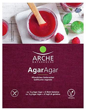 Agar Agar bio, 30 g Arche Naturküche [0]