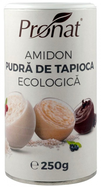 Amidon - Pudra de Tapioca Bio, 250g [0]