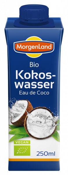 Apa de cocos, BIO, 250ml MORGENLAND [0]