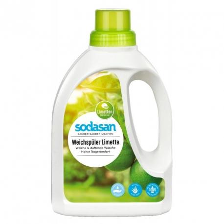 Balsam bio pentru rufe cu Lime 750 ml 1