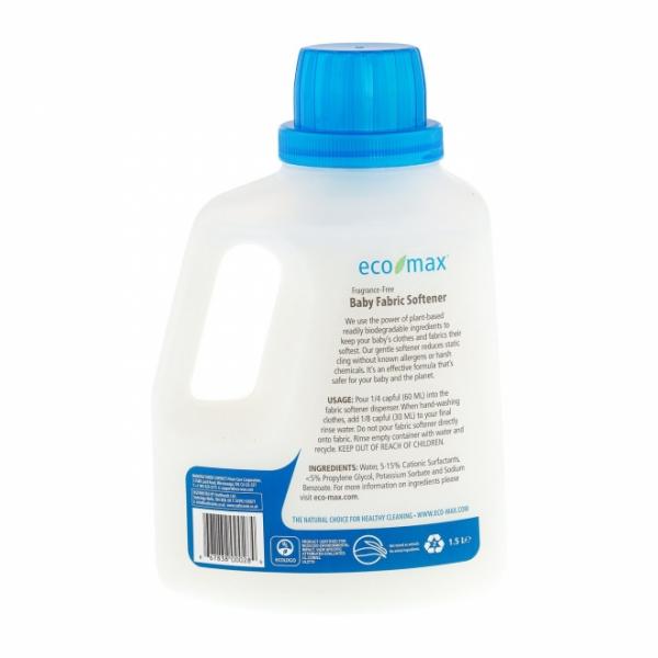 Balsam de rufe pentru bebelusi, fara miros, 1.5 L 1