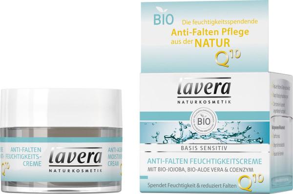 Basis Sensitive - Crema hidratanta antirid Bio, 50 ml Lavera [0]