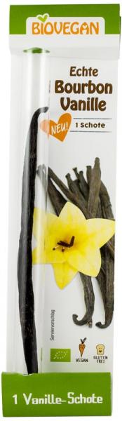 Baton BIO de vanilie Bourbon, 1 buc, 15g Biovegan [0]