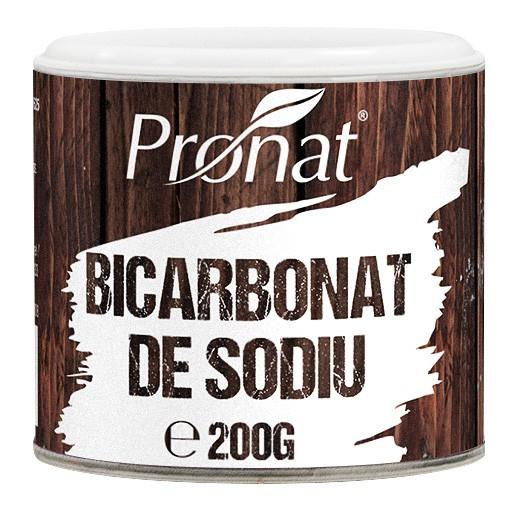 Bicarbonat de sodiu, 200g [0]