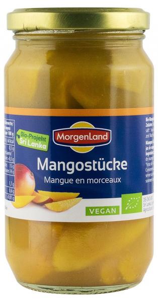 BIO Mango bucati, 350 g MORGENLAND [0]