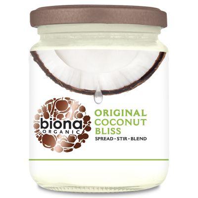 Unt de cocos Coconut Bliss bio 250g [0]