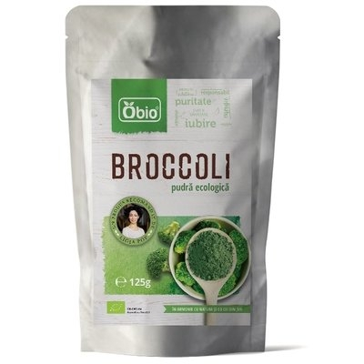 Broccoli pudra bio 125g [0]