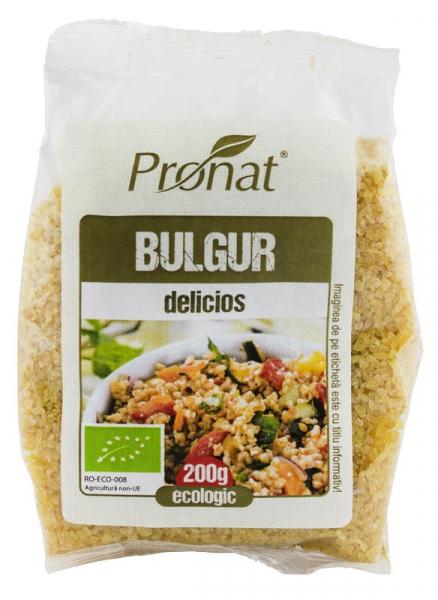 Bulgur Bio, 200 g 0