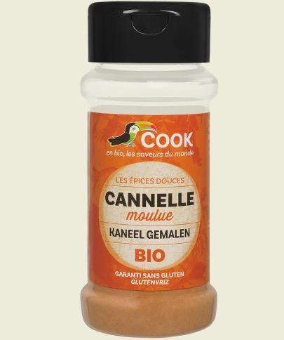 Scortisoara pudra bio 35g Cook 0