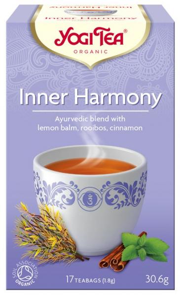 Ceai Bio Armonie Interioara, 30.6gr Yogi Tea 0