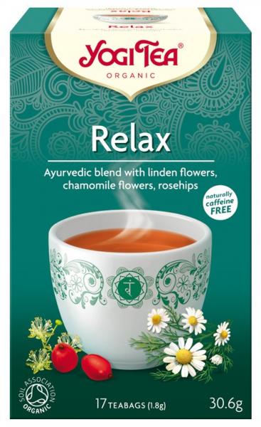 Ceai Bio CALMANT Relax, 30.6 g Yogi Tea [0]