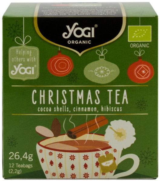 Ceai BIO de Craciun, 26,4g Yogi Tea 0