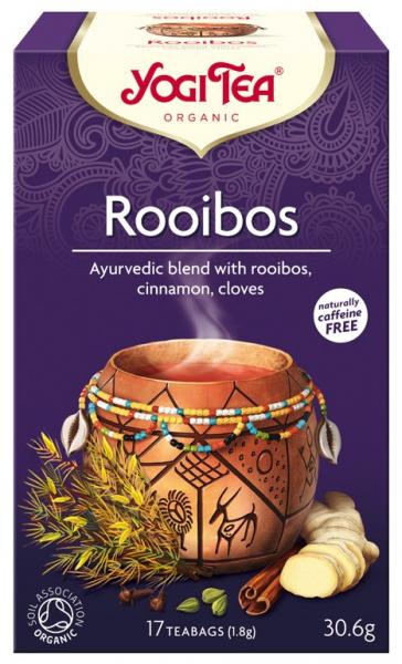 Ceai Bio ROOIBOS, 30.6g Yogi Tea [0]