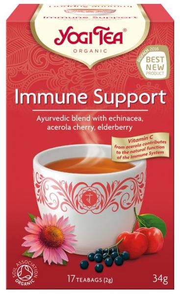 Ceai Bio SPRIJIN IMUNITAR, 34.0 g Yogi Tea [0]
