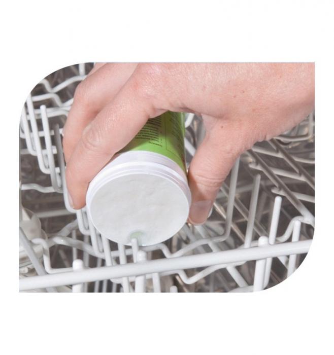CLARO - pulbere concentrata pentru intretinerea masinii de spalat vase, 160G CLARO [3]