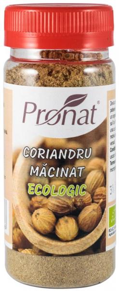 Coriandru BIO macinat, 35 g 0