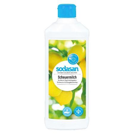 Crema abraziva ecologica pentru curatat suprafete 500ml 0