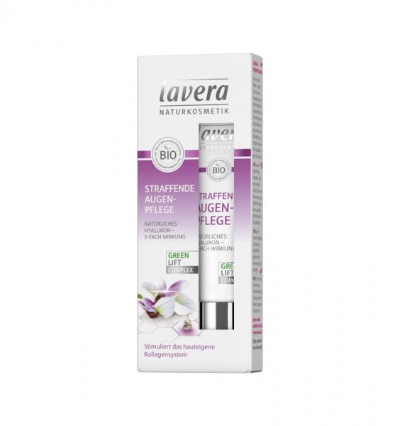 Crema BIO antirid cu ulei de Karanja si ceai alb, 15ml Lavera 0