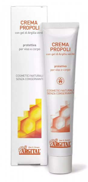 Crema cu propolis, 50 ml Argital 0