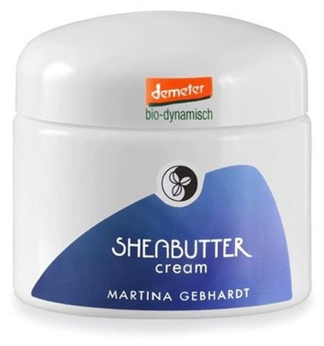 Crema cu unt de shea, 50 ml MARTINA GEBHARDT 0