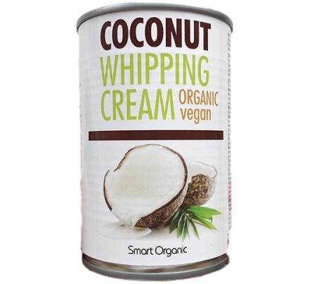 Crema de cocos inlocuitor de frisca bio 400ml SO [0]