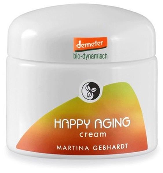 Crema de fata Happy Aging, 50 ml MARTINA GEBHARDT 0