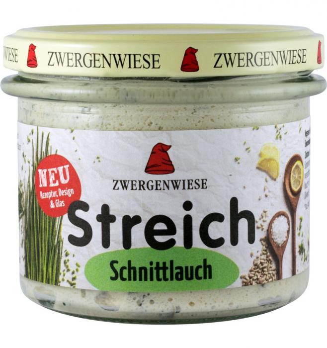 Crema tartinabila bio vegetala cu arpagic, 180 g ZWERGENWIESE [0]
