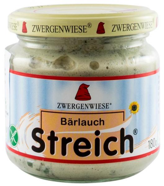 Crema tartinabila BIO vegetala cu leurda, 180 g ZWERGENWIESE 0