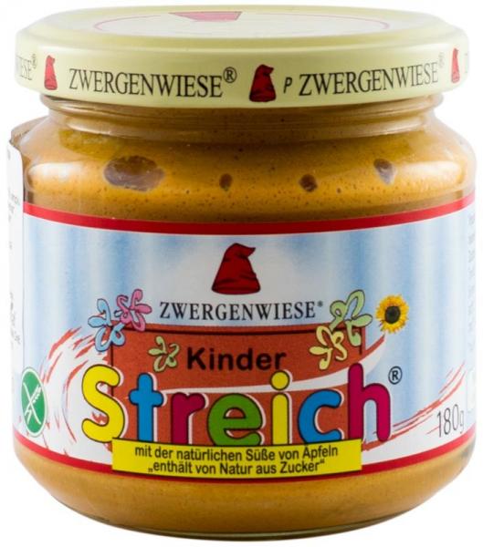 Crema tartinabila BIO vegetala pentru copii, 180 g ZWERGENWIESE [0]