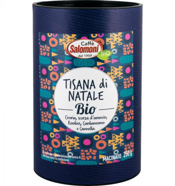Cutie cadou - Ceai bio de Craciun, 250G 0